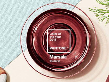 Marsala – Pantone Color of the Year for 2015