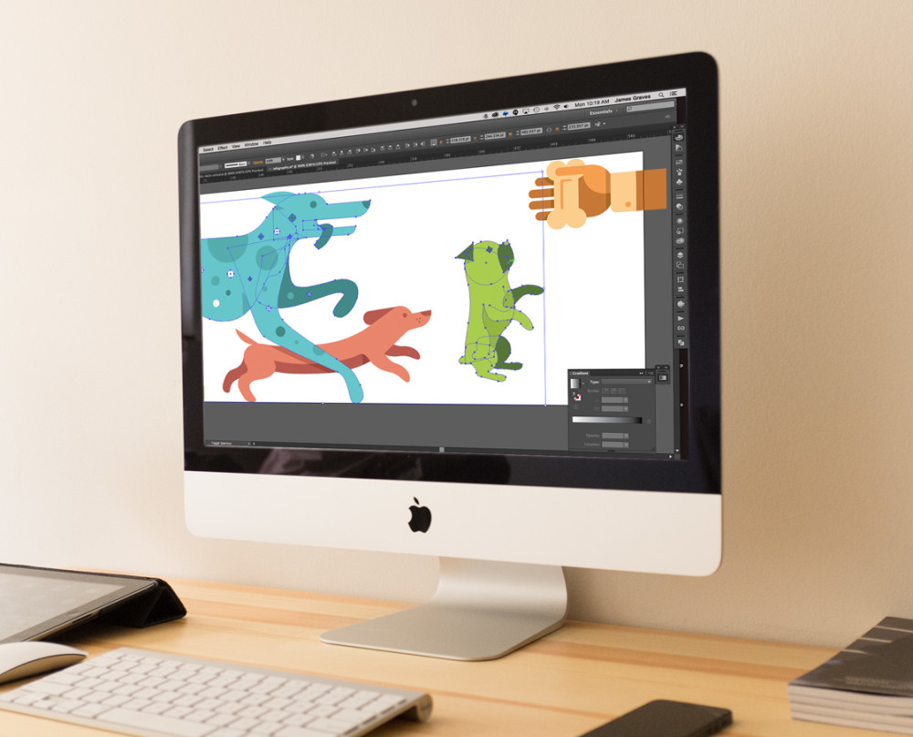 illustration services nova creative